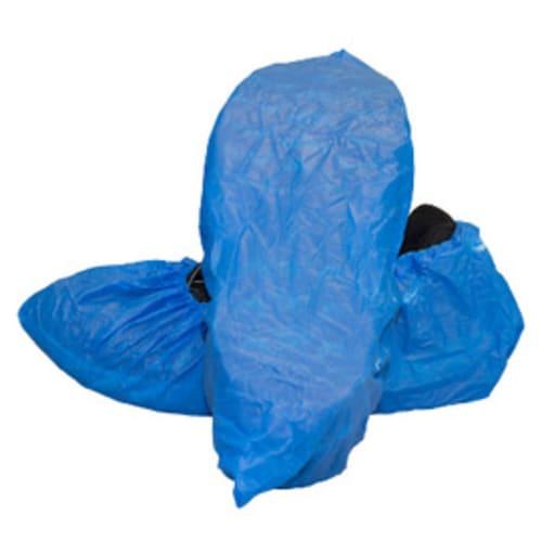 Shoecovers, Copolymer Blue, Waterproof