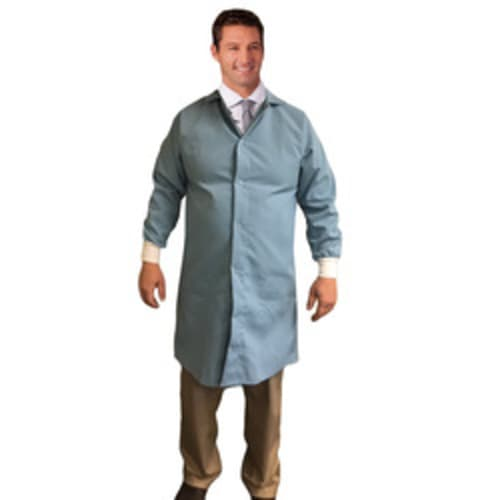 Poly Lab Coat