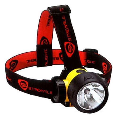 3AA HAZ-LO headlamp, yellow