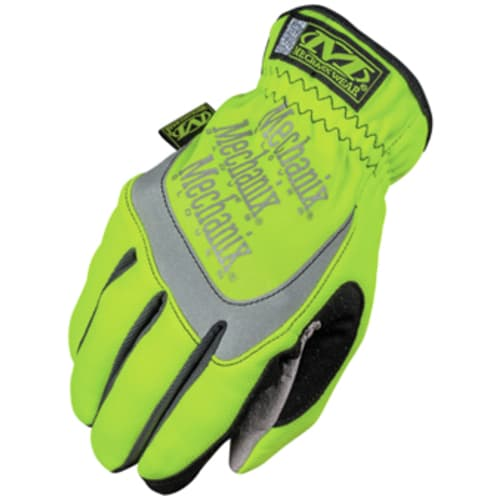The Safety Fast Fit Glove Yellow