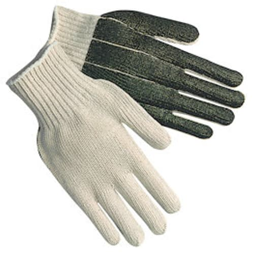 Red Hare Nitrile Palm-Coated String Knit Gloves