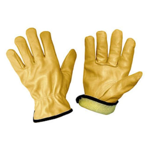 Grain Leather Drivers Gloves