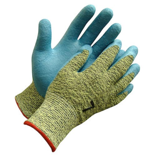 Cut Resistant Glove with Nitrile Foam Coating, Cut Level A4
