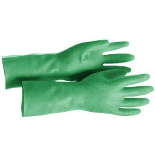 STANSOLV/A-490 Green Nitrile Gloves