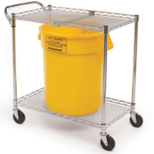 GravityFlo SE-4360 Portable Eyewash Cart