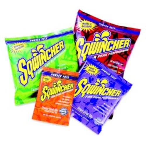 Powder Pack Dry Mix