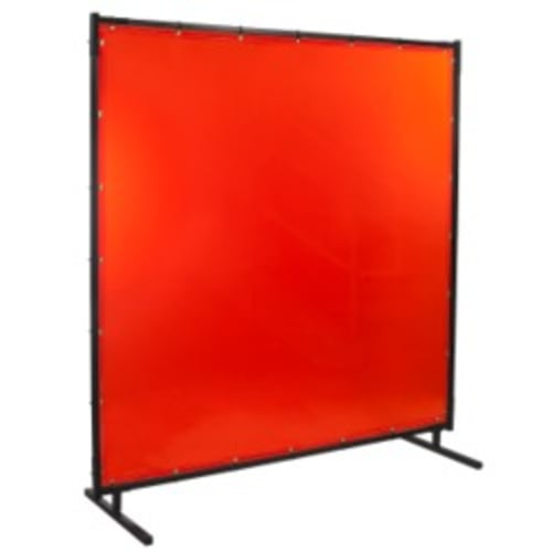 6' X 6' Protect-O-Screen Hd Orange  Vinyl