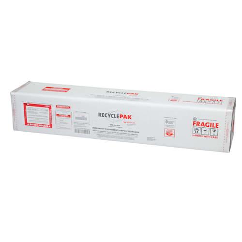 Medium 4Ft Fluorescent Lamp Recycling Box