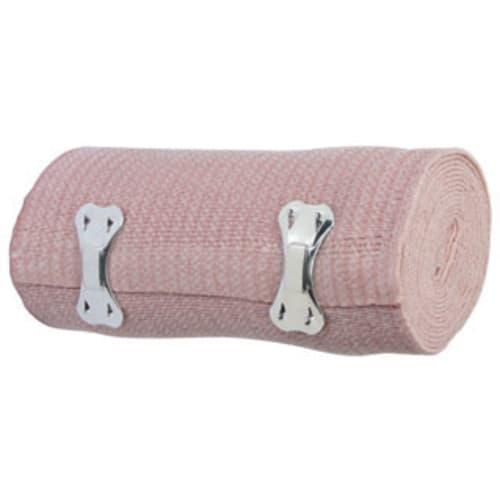 First Aid Medi-Rip Wrap Elastic Bandages, 4 in W X 5 yd L