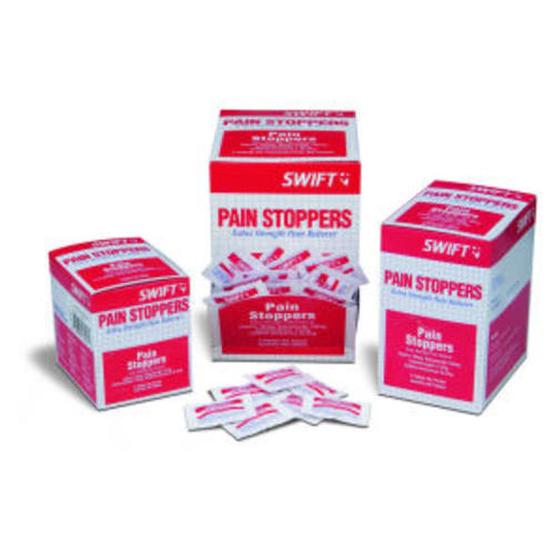 First Aid Pain Stoppers Extra Strength Pain Relief Tablet
