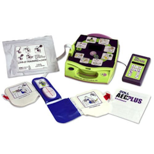 Zoll 214000101 - AED Plus Packages