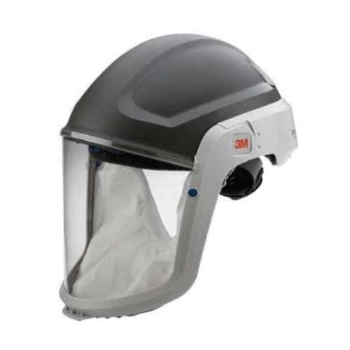 3M Versaflo Respiratory Hardhat Assembly M-305, with Standard Visor and Faceseal  1/Case