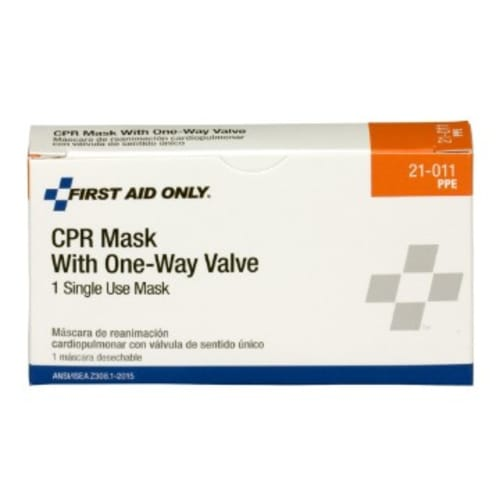 MASK,CPR
