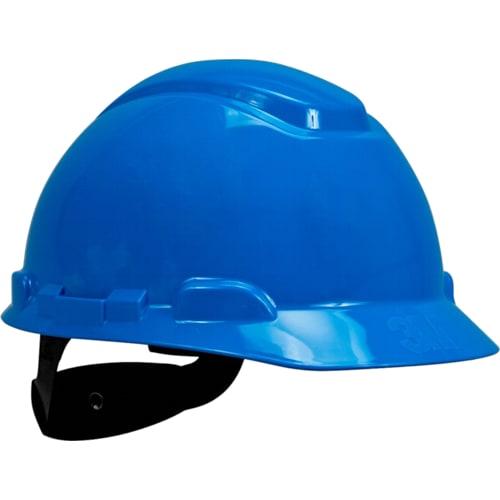 HARD HAT,BLUE 4PT