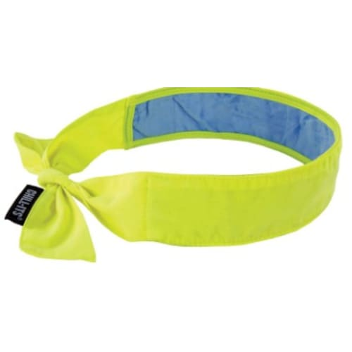 Chill-Its 6700CT Evaporative Cooling Bandana with Cooling Towel - Tie