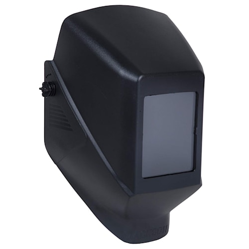 HSL 100, Black, 4.5 X 5.25, with 386 Cap Adapter