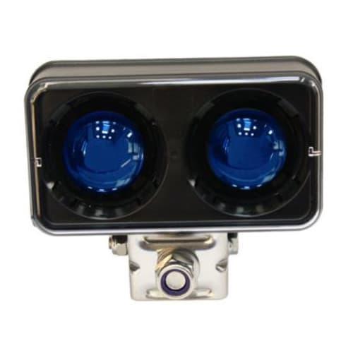 Safe Spot Vehicle Approach LED Warning Light, Red