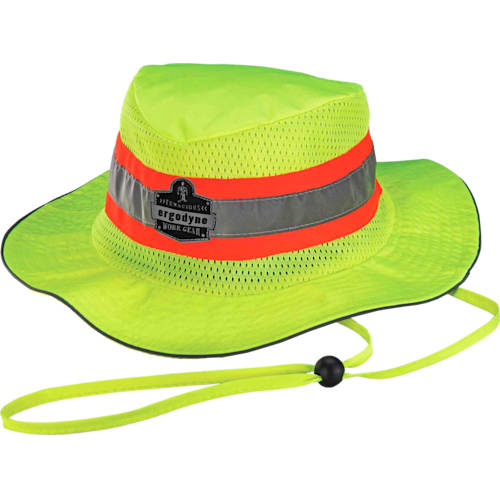 Chill-Its 8935CT Evap. Class Headwear Hi-Vis Ranger Hat w/CT