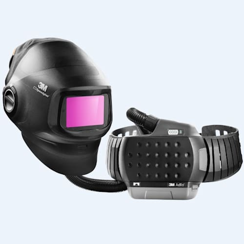 G5-01 Welding Helmet Kit with AdFlo PAPR