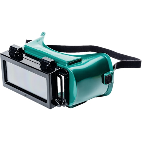 Welding Goggles  Lift Front Plate