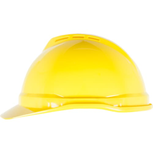 V-Gard 500 Protective Caps, Yellow