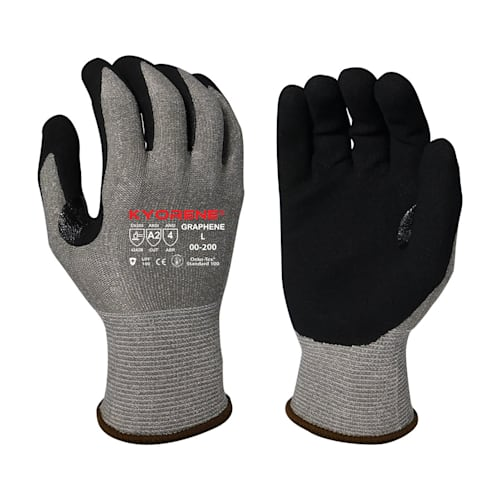 Kyorene Gloves with HTC MicroFoam Nitrile Coating