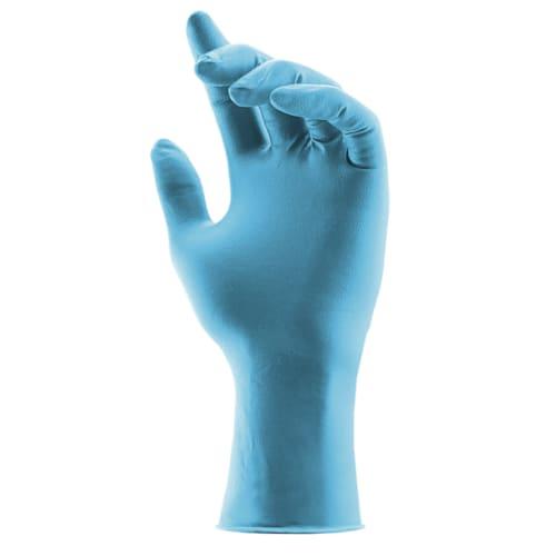 "Sense8x™ Blue Disposable Nitrile Gloves, 8 mil, 12"" Length - (50 per bag)"