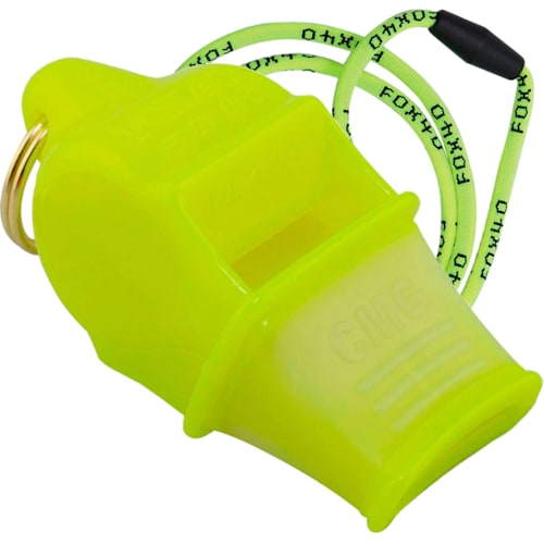 Sonik Blast CMG Whistle with Lanyard