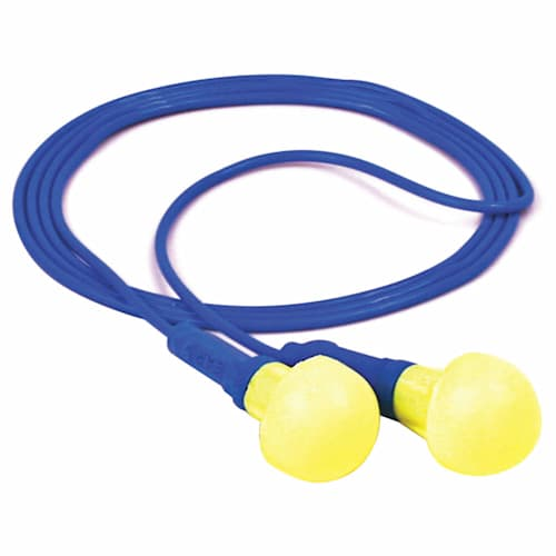 E-A-R Push-Ins Earplugs, Corded