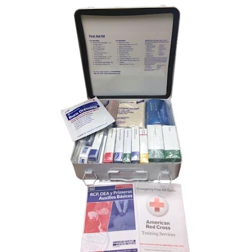 Custom First Aid Kit for Asplundh