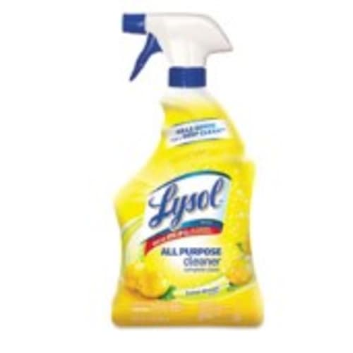 Lysol Disinfectant Spray - Disinfect Hundreds of Surfaces