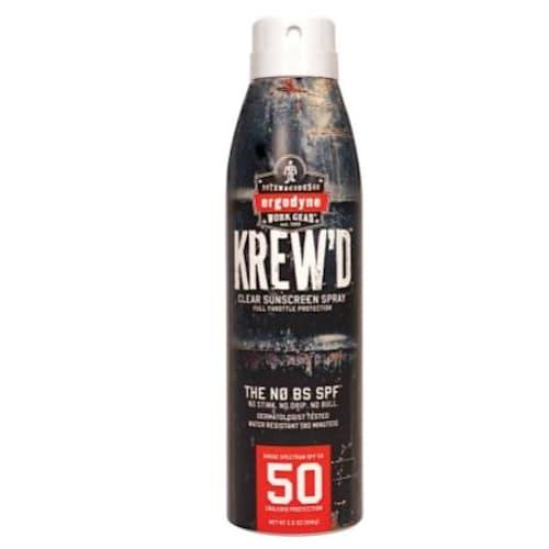 KREW'D SPF 50 Sunscreen