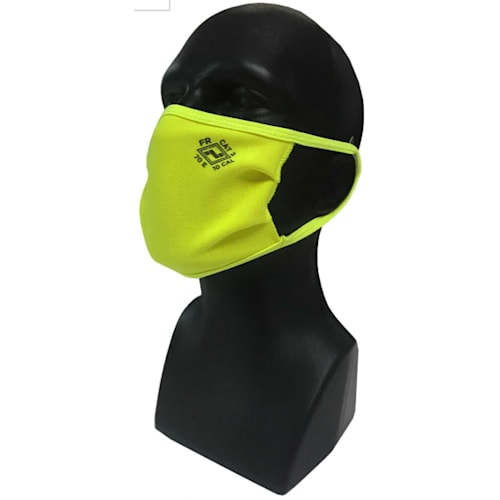 Double Layer Hi-Vis FR Facemask
