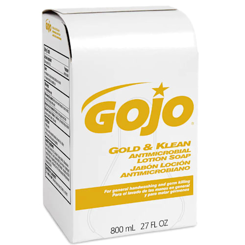 Gold & Klean Antimicrobial Lotion Soap