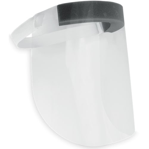 Clear Disposable Faceshield