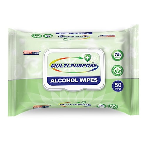 Multi-Purpose Sanitizing Wipes
