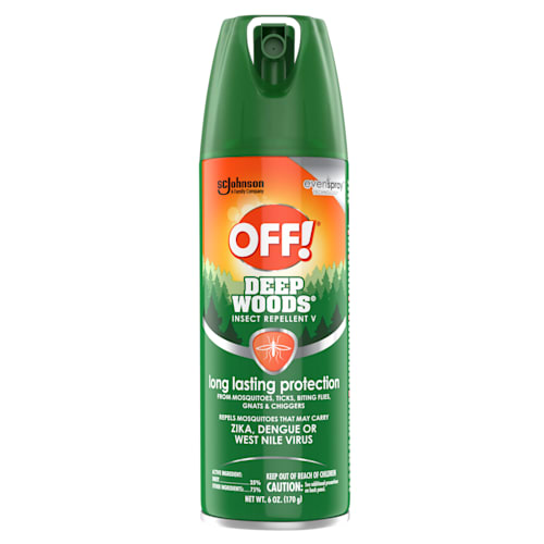 Off! Deep Woods Insect Repellent Spray