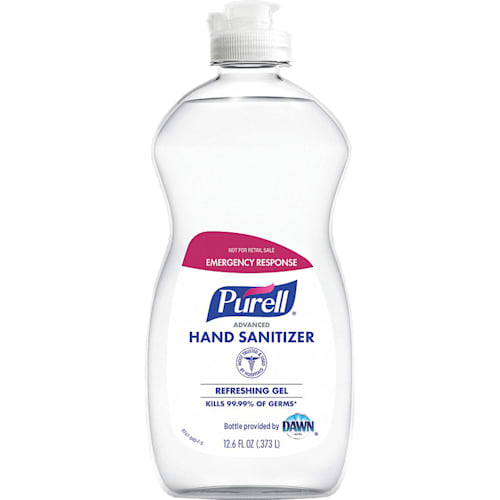 Purell Hand Sanitizer, 12.6 oz Pour Bottle