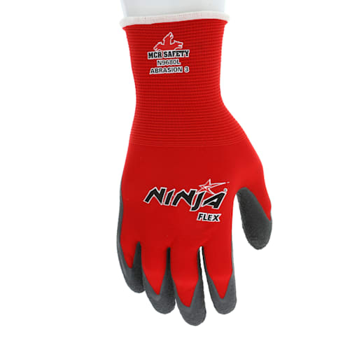 Ninja Flex Latex-Coated Gloves