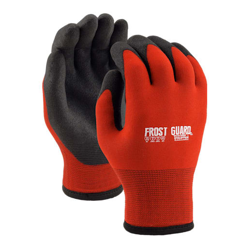 Frost Guard™ Insulated Nylon Gloves with ColdTech Grip