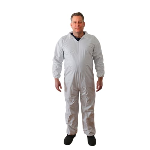 Microporous Coveralls (Case of 25)
