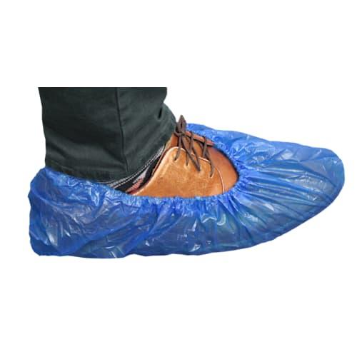 Blue Waterproof Shoe Cover