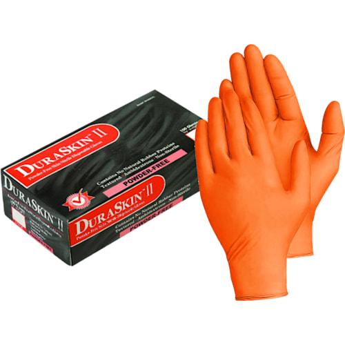Duraskin Disposable Nitrile Gloves