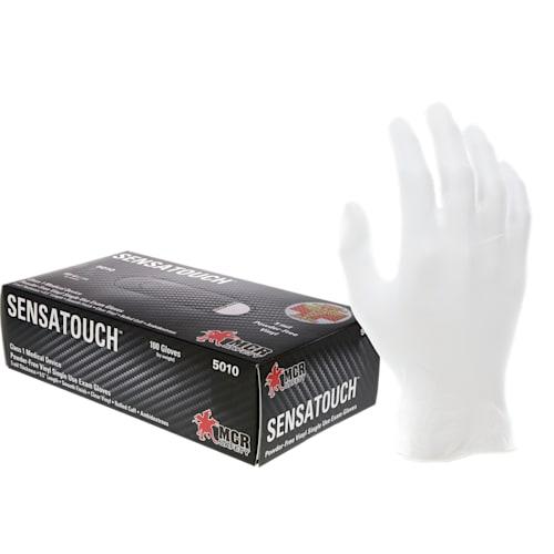 Sensatouch Disposable Vinyl Gloves
