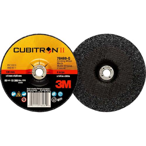 """Cubitron II 4.5"""" Grinding Wheel"""