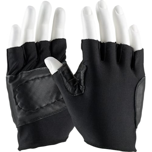 Lycra Glove Liners with Shock Absorbing Pad