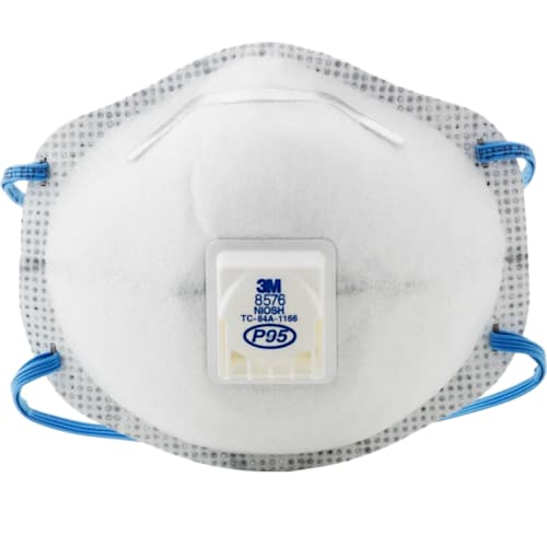 P95 Particulate Respirator with Nuisance Level Acid Gas Relief