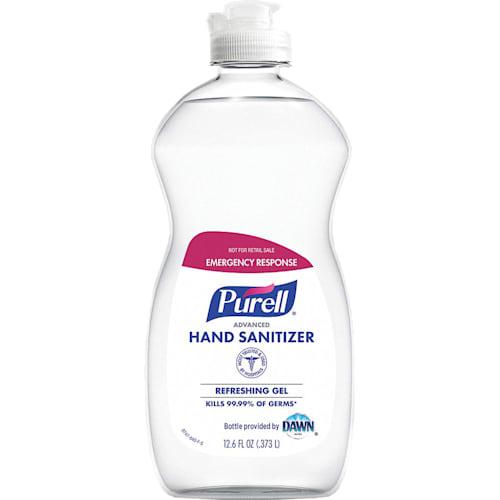 Purell Hand Sanitizer, 12.6 oz Pour Bottle