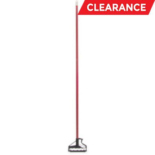 Red Mop Handle