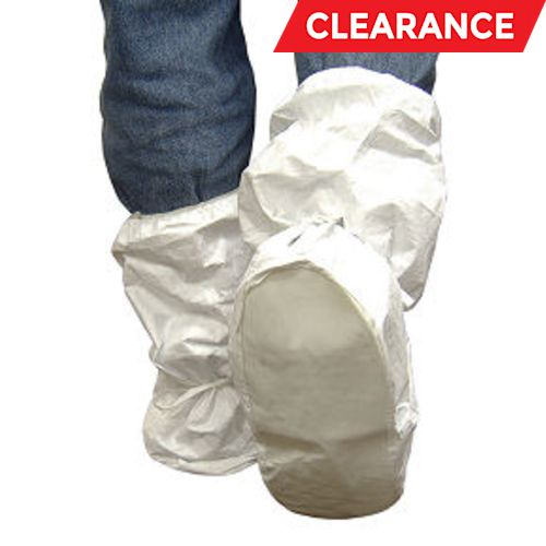 Tyvek IsoClean Shoe and Boot Covers